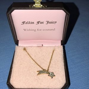 Star necklace Juicy Couture
